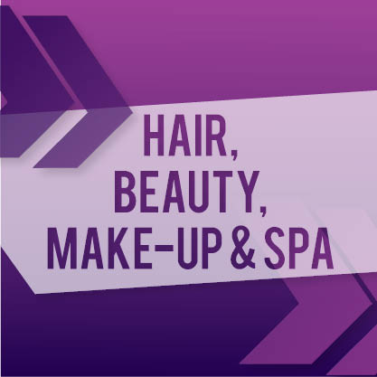 Hair, Beauty, Make-up and Spa courses at East Surrey College 2019-20