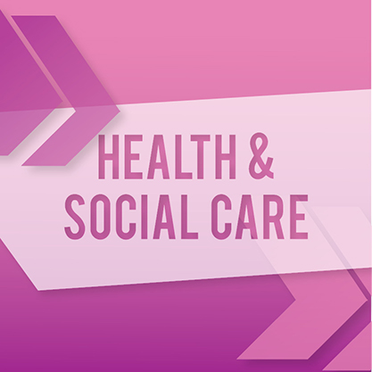 Health & Social Care courses at East Surrey College 2019-20