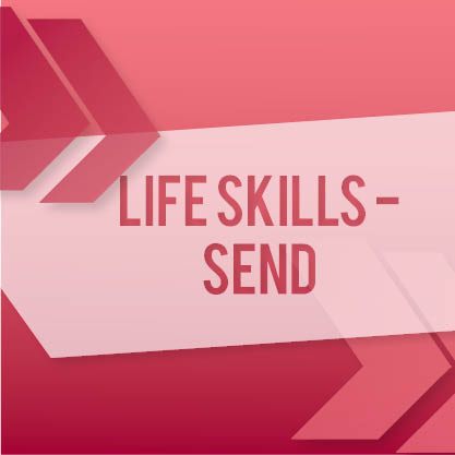 Life skills - SEND courses at East Surrey College 2019-20