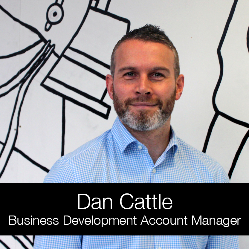 Dan Cattle, Business Development Account Manager
