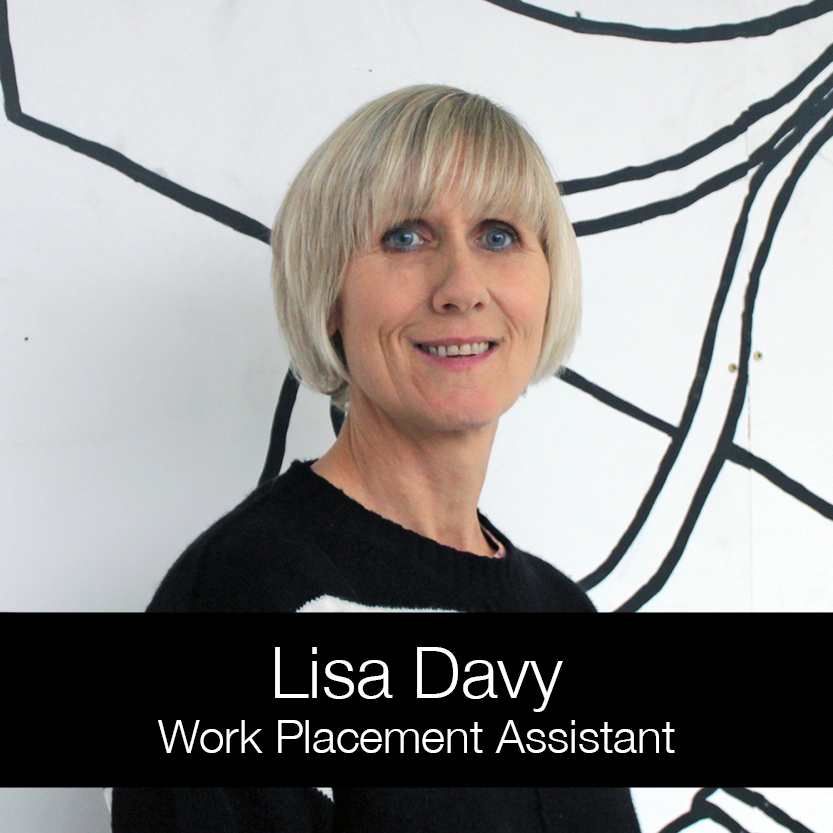Lisa Davy, Work Placement Assistant