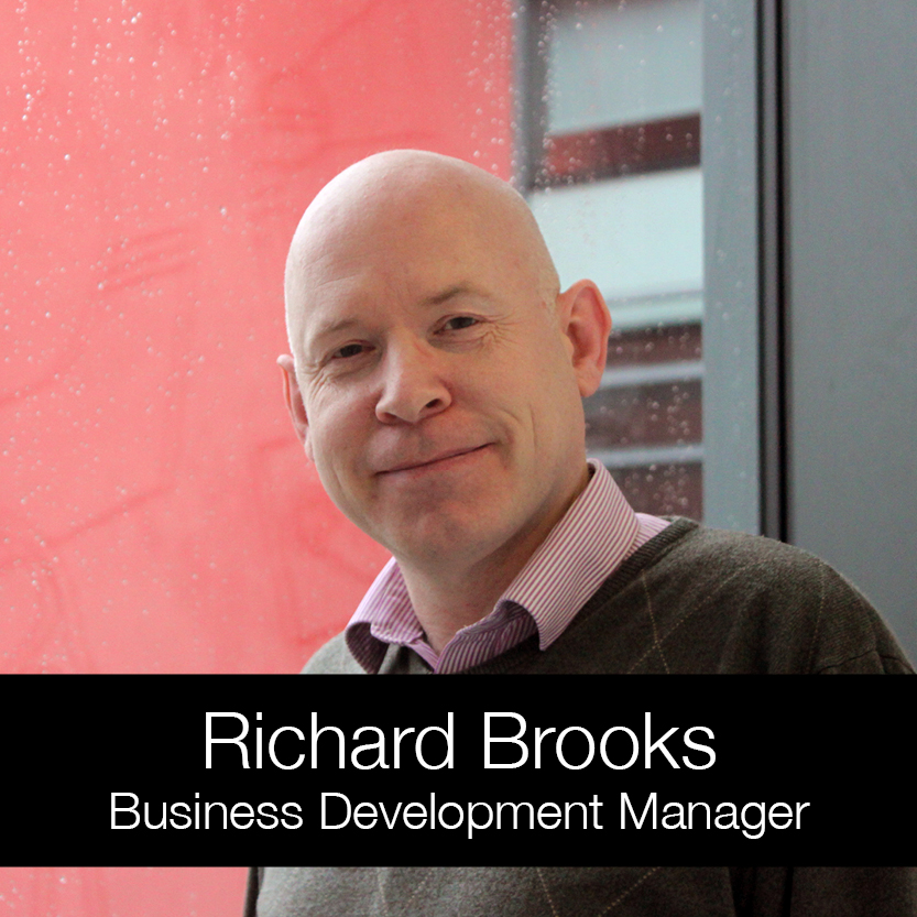 Richard Brooks, Business Development Manager