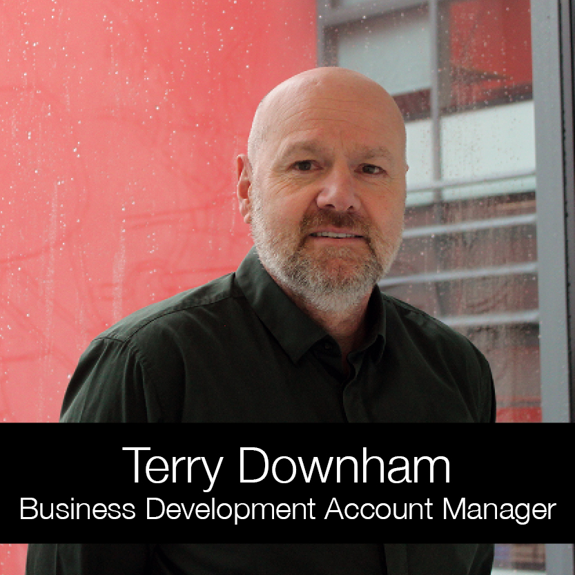 Terry Downham, Business Development Account Manager