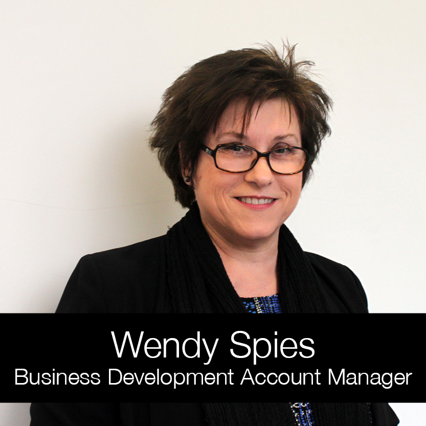 Wendy Spies, Business Development Account Manager