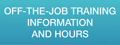 Off-the-job training information and hours - Levy payers toolkit