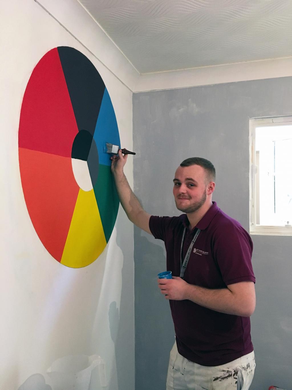 Painting & Decorating Level 2