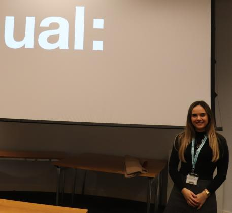 Arts & Design Students hear from UAL