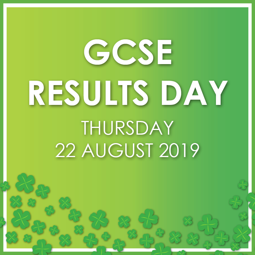 GCSE Results Day - East Surrey College
