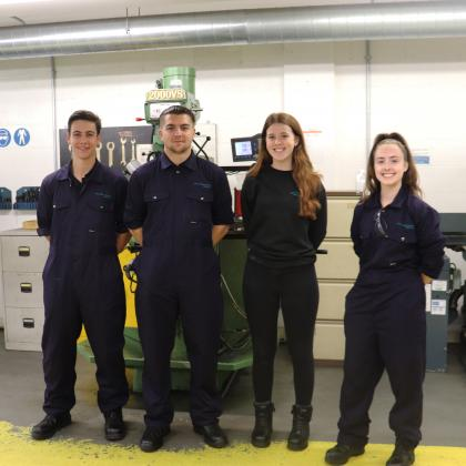 Introducing our new Gatwick Airport Apprentices
