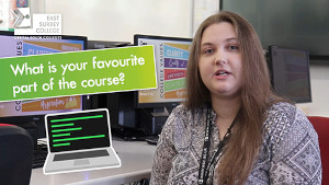 Spotlight on our courses - IT with Alex