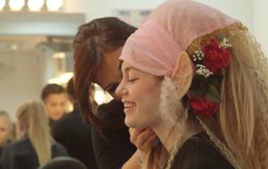 Hair, Beauty, Make-Up and Spa Students