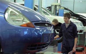 Motor Vehicle students