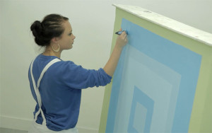 Painting & Decorating students